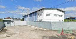Galpão/depósito/armazém à venda em Zona industrial norte, Joinville cod:378