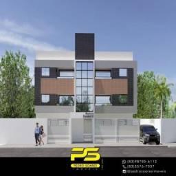 Apartamento com 2 dormitórios à venda, 58 m² por R$ 155.000 - Mangabeira - João Pessoa/PB