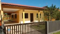 Casa à venda com 2 dormitórios em Princesa do mar, Itapoá cod:CA0012_JUCE