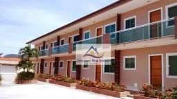 Apartamento com 1 dormitório à venda, 49 m² por R$ 175.000 - Barroco (Itaipuaçu) - Maricá/