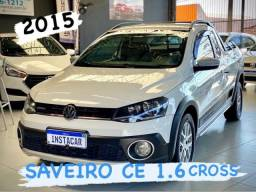 SAVEIRO 1.6 CE CROSS FLEX 2015