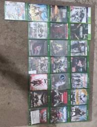 Jogos de Xbox one ( Leia o anúncio )