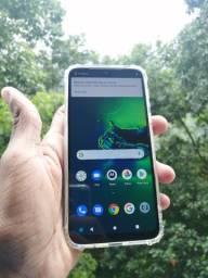Motorola G8 Plus. 64gb,4gb Ram,Câmera Tripla 48MP 4k