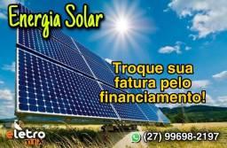 Energia solar ongrid e offgrid