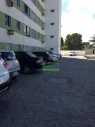 Apartamento com 1 dormitório à venda, 37 m² por R$ 98.000 - Piedade - Jaboatão dos Guarara