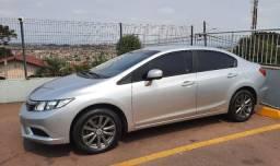 Honda Civic LXL 2012 com 83 mil km