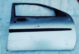 Porta Fiesta Dianteira Direita #8616