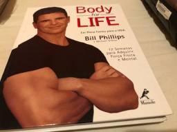 Livro Body for Life - Excelente estado!