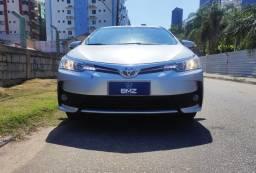 Toyota Corolla GLI 2018 // Único dono // Baixa Km