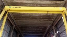 Pórtico Sobre Trilhos Cabezza 10 Toneladas Vão 12 Metros