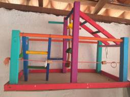 Playground para aves