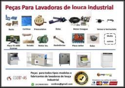 Peças para lavadora de louça industrial