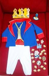 Fantasia de príncipe BARATOOO ***