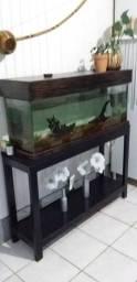 Aquário Grande para peixes