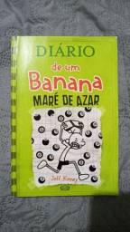 Diário de um banana maré de azar