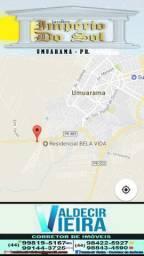 Título do anúncio: Parcelas de 350,00 terreno em Umuarama
