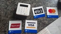 Maquina de Cartão de Crédito e Debito Sumup