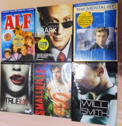 DVDs de séries originais
