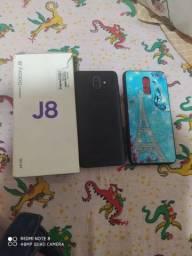 Celular j8 64gb