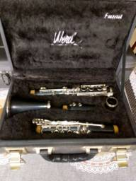 Clarinete weril syb 17 chaves