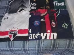 Camisas de time (DESCRIÇÃO)