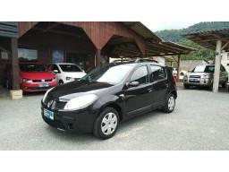 Renault Sandero Expression 1.6 8v Flex Completo 2009 (R$22.900,00)