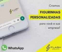 Figurinhas/Stickers Personalizados WhatsApp
