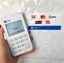 Título do anúncio: Maquineta de cartão de chip