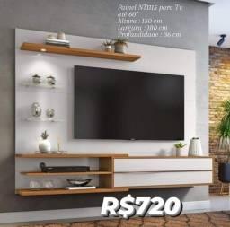 PAINEL DUAS CORES P/TV