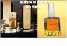 Perfumes artesanais inspirados nas grandes Marcas