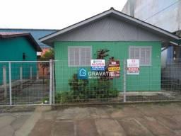 Título do anúncio: Casa com 2 dormitórios para alugar, 60 m² por R$ 800/mês - Centro - Gravataí/RS