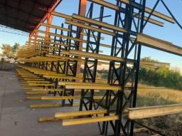 Título do anúncio: Estaleiro de Aço (Cantilevers)