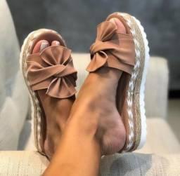 Sandália Flatform tamanho 39