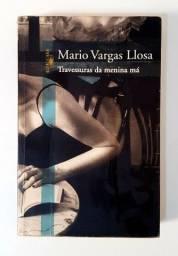 Título do anúncio: Livro Travessuras de uma Menina Má - Mario Vargas Llosa