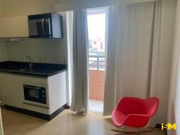 Apartamento para alugar com 1 dormitórios em Centro, Joinville cod:SM386