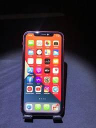 IPhone 11 Red 128 giga SEM FACE ID
