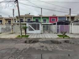 Sobrado com 2 dormitórios à venda, 67 m² por R$ 200.000 - Cidade Industrial - Curitiba/PR