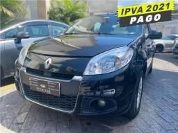 Renault Sandero 1.6 2012 completo de tudo + GNV muito novo