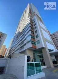 Studio com 1 dormitório para alugar, 45 m² por R$ 2.600,00/mês - Centro - Curitiba/PR