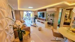 Título do anúncio: Apartamento para venda no Golf Ville Porto das dunas mobiliado com 3 suítes