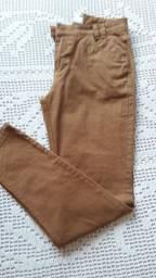 Calça em jeans