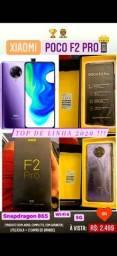 Poco F2 Pro 128GB + 6GB RAM. [Snapdragon 865] TOP DE LINHA