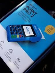 Título do anúncio: Máquina POINT PRO 2 Mercado pago ! DIVIDO NO CARTAO EM ATE 12X
