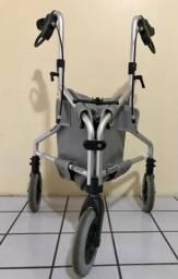 Andador Comfort 3 rodas