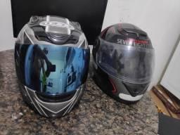 Capacetes moto boy