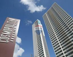 Título do anúncio: Apartamento com 2 dormitórios à venda, 56 m² por R$ 284.530 - Indianópolis - Caruaru/PE