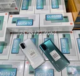 Título do anúncio: Novos - Xiaomi Note 10 128gb/6gb ram 48mpx câmera