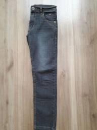 Calça jeans infantil menino tam 10
