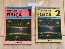 Livro Tópicos de física