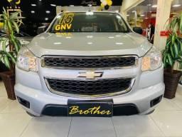 Título do anúncio: Chevrolet S10 2.4 LS 4X2 CD 8V 2015 prata